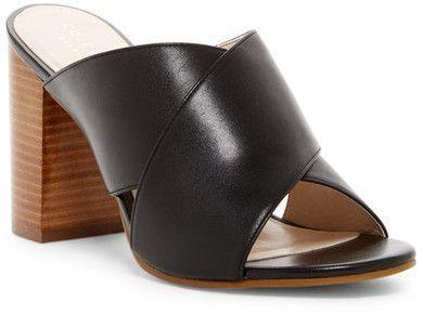 ef999362c9 Cole Haan Gabby Crisscross Mule | Products | Heels, Block heels und ...