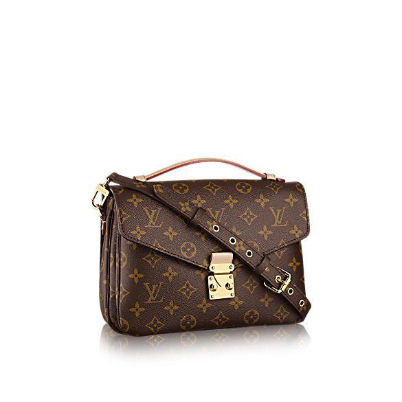 ポシェット メティス モノグラム レディース バッグ Handtaschen Taschen Louis Vuitton Taschen