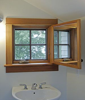 Beautiful Window Brings Tons Of Light Into A Bathroom Love It High Enough So