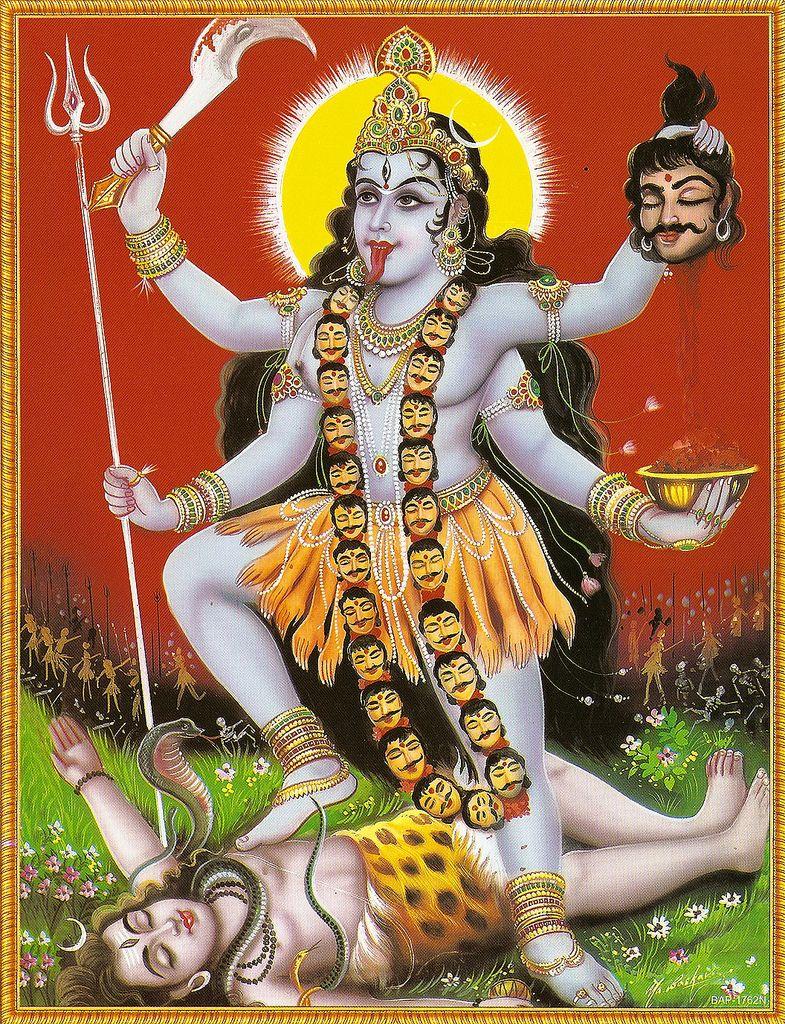 The Rolling Stones Dioses Hindues Diosa Kali Kali Mata
