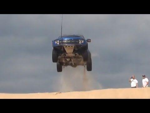 Ford Raptor SVT jump (Off Road 4x4) - YouTube