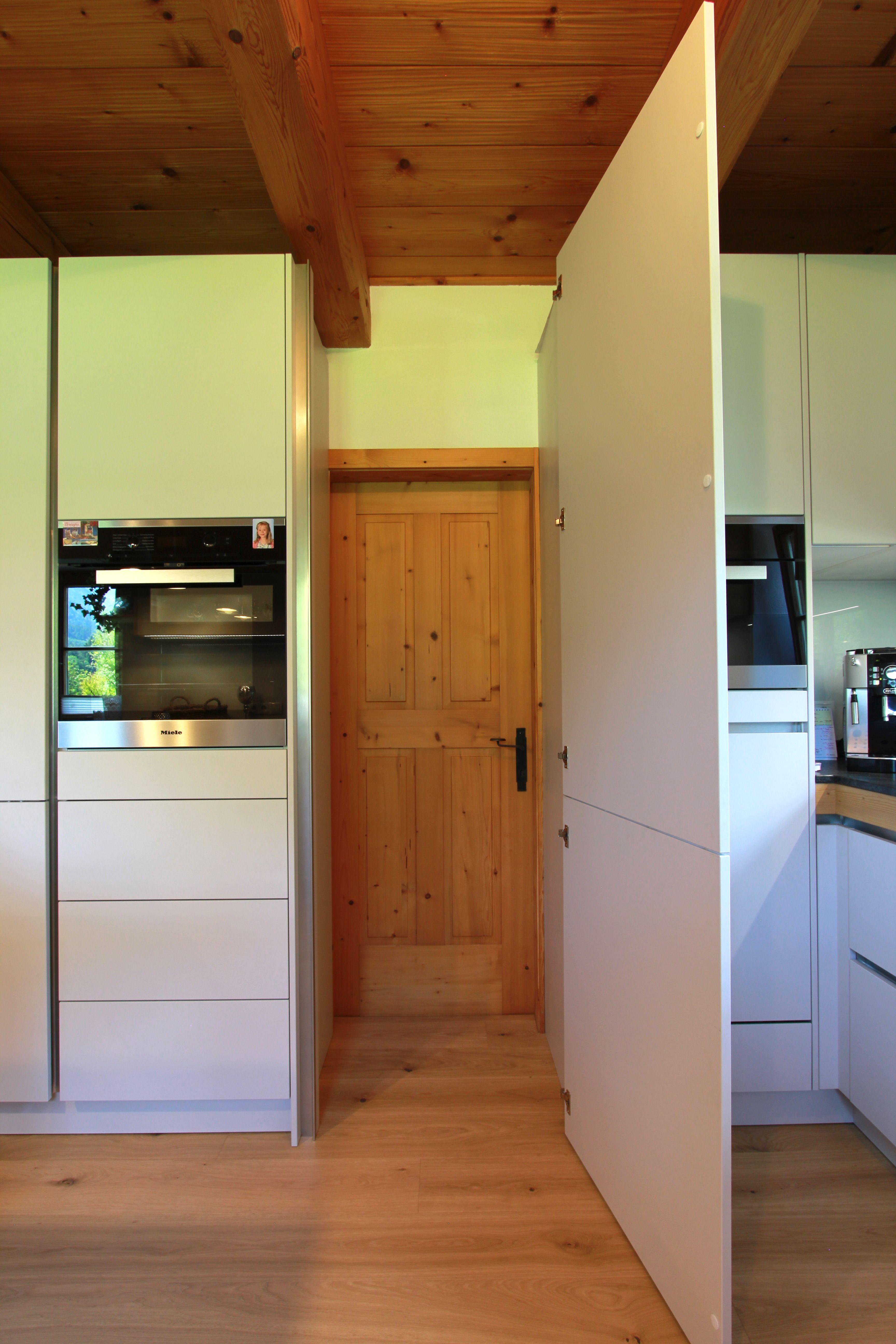 Verstecke Ture In Der Kuche Moderne Kuche Haus Gestalten Kuche