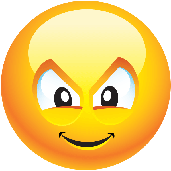 Mean Smiley Emojisemoticons Pinterest Emoticon Smiley And Emoji