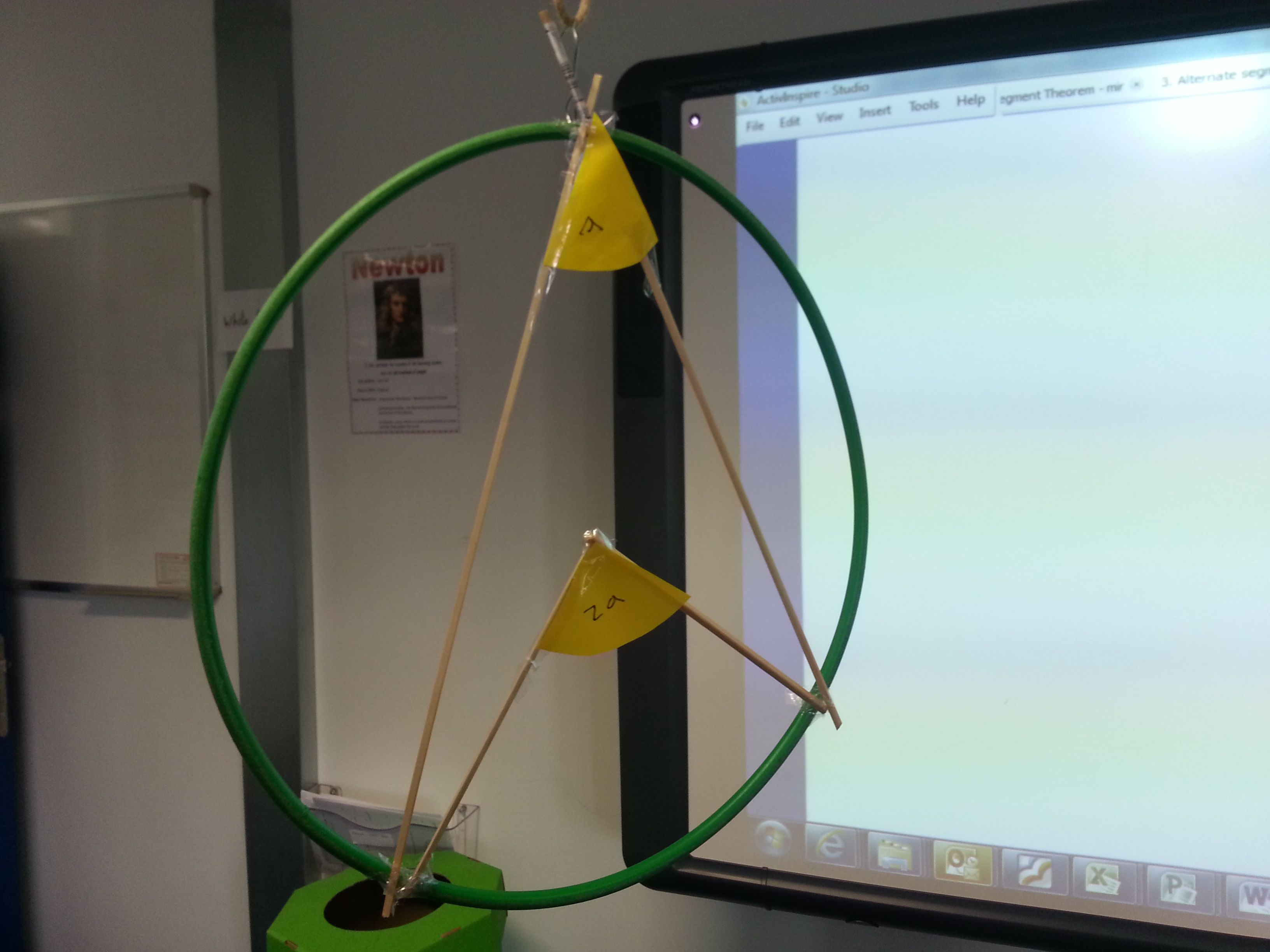 Circle Theorems Whole Unit Of Lessons Worksheets Etc