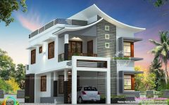 Modern Canada House Design With Duplex House Design In Nigeria And Modern House Roof Deck Also Modern Exterior House Plans Arsitektur Denah Rumah Rumah