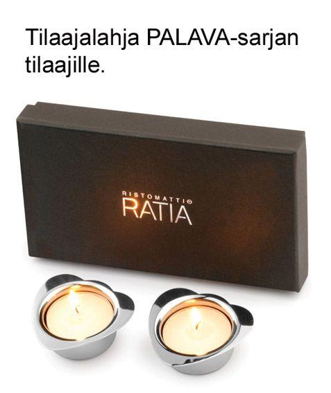 Aterimet, Palava-sarja - Ratiashop