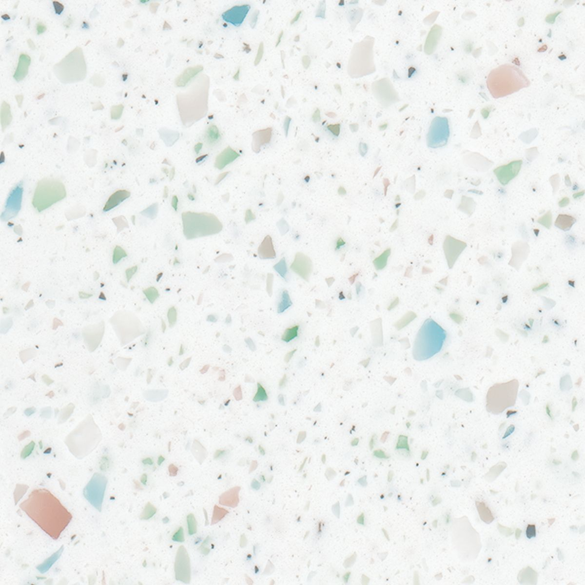These Faux Terrazzo Countertops Get You the Look for Way