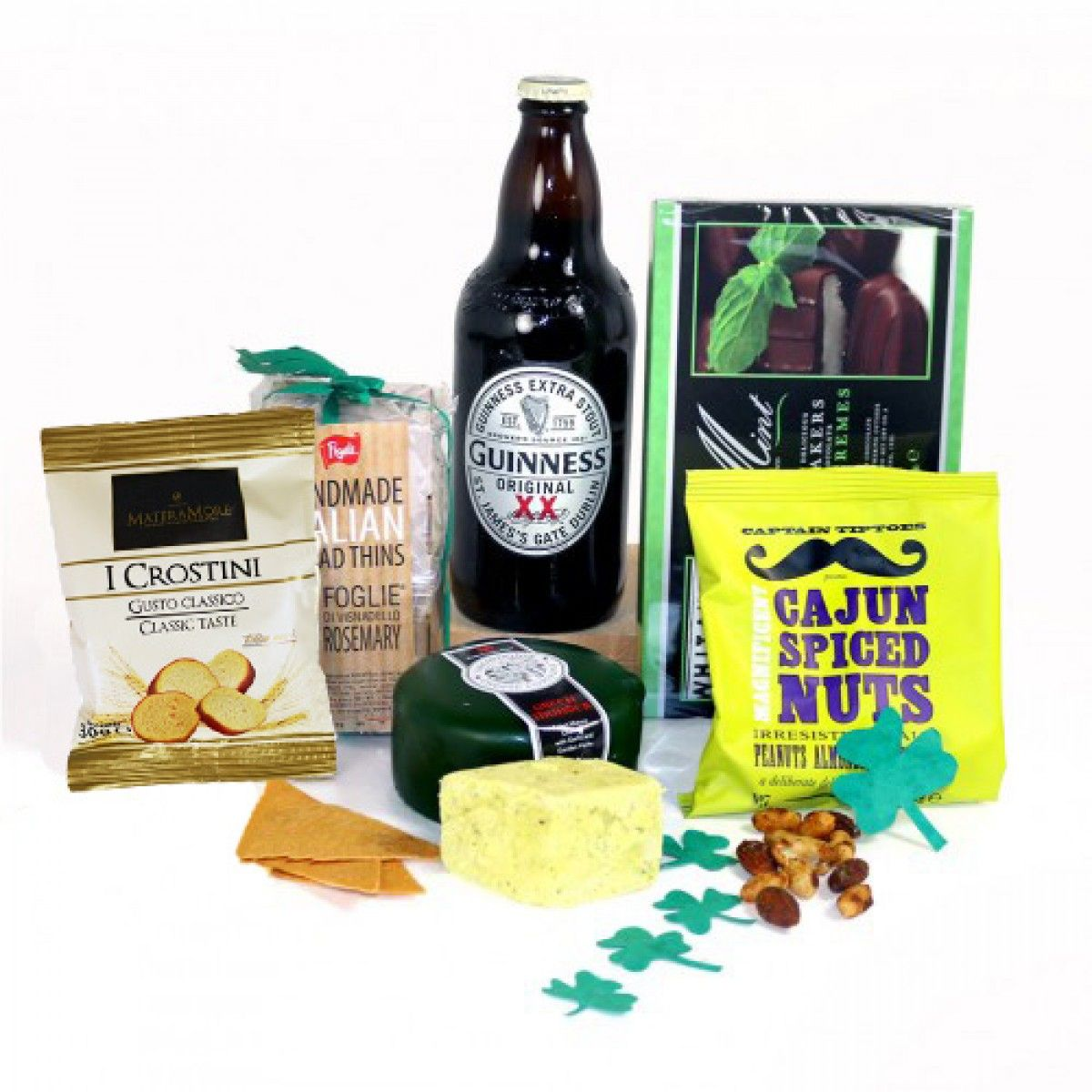Has Your Dad The Luck Of Irish Send Him A Guinness Cheese Nibbles