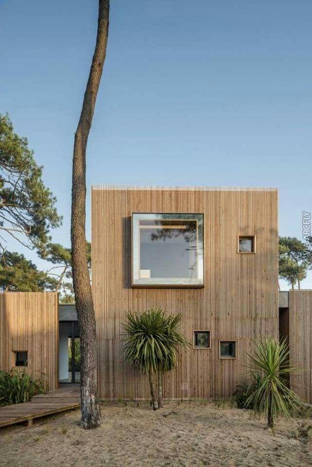 Architektur, Zeitgenössische Architektur, Haus Der Architektur, Moderne  Hauspläne, Moderne Häuser, Bogenhaus, Minimalistisches Haus, Wohnwagen,  Arquitetura