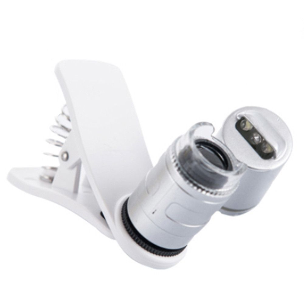 Universal Mobile Phone Mognifier Microscope 60x 100x Mobile Phone Phone Mobile