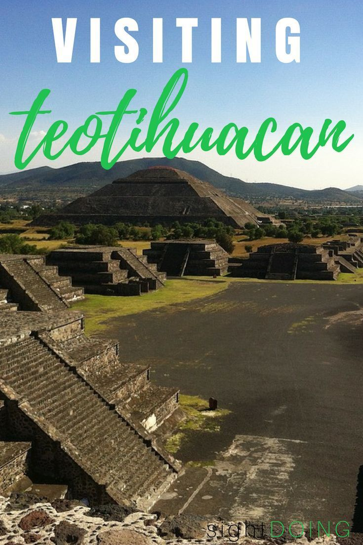 How To Day Trip From Mexico City To Teotihuacan By Bus