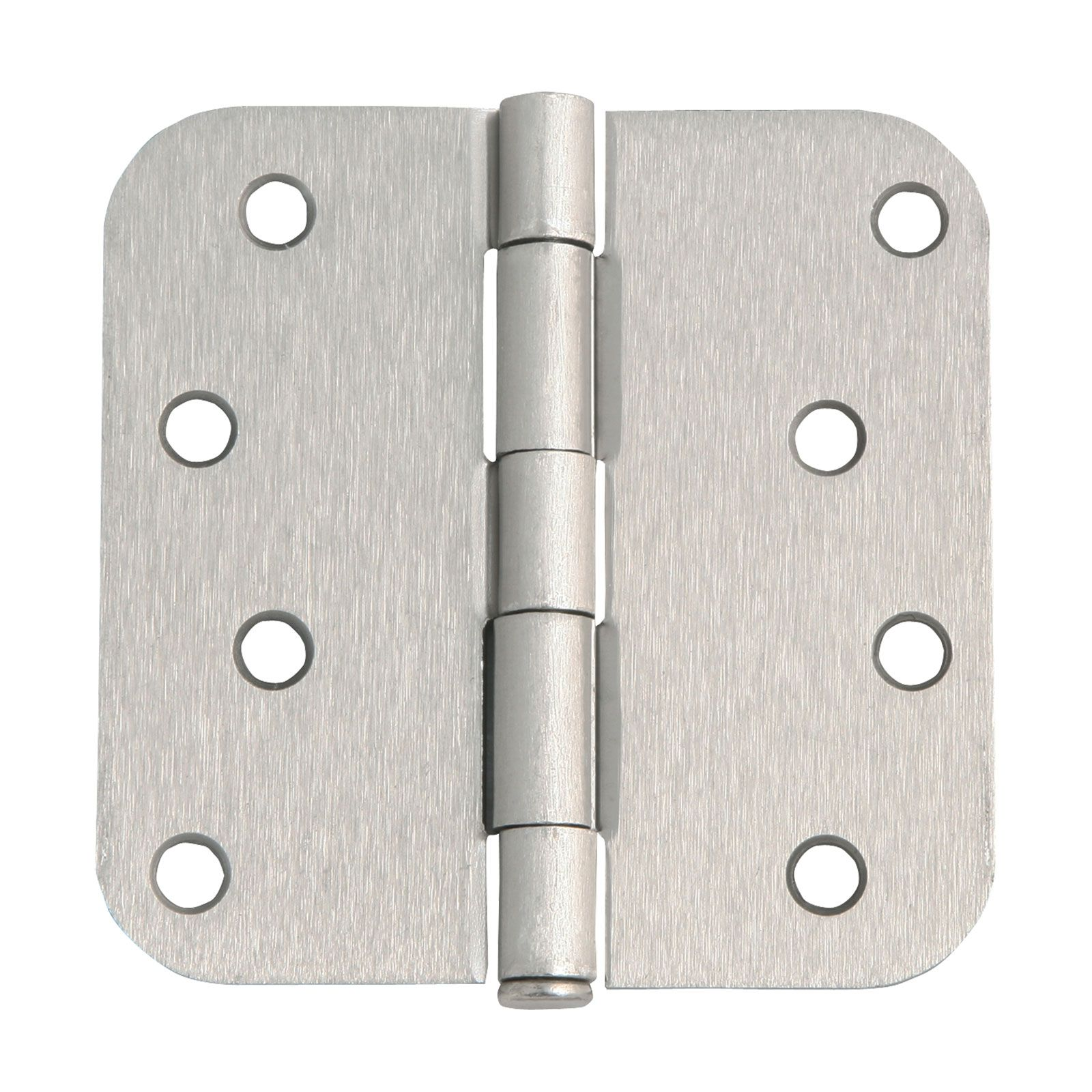 Design House 3 Pack Of 202572 Round Corner Door Hinges 4 X 4 With 5 8 Radius Satin Nickel Discontinued No Longer Available Door Hinges House Design Corner Door
