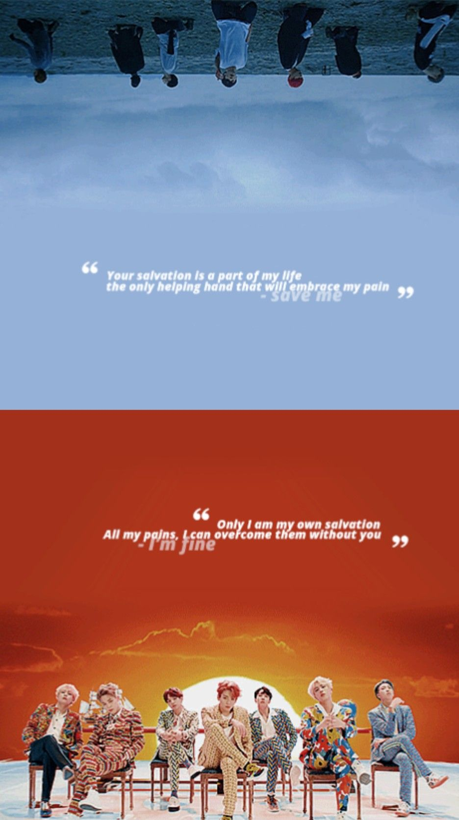 This Shit Is Life Bts Wallpaper Love Yourself Answer