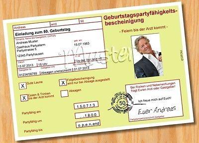 10 Karte Einladungskarten Geburtstag Lustig 18 30 40 50 60 Tatort Arzt