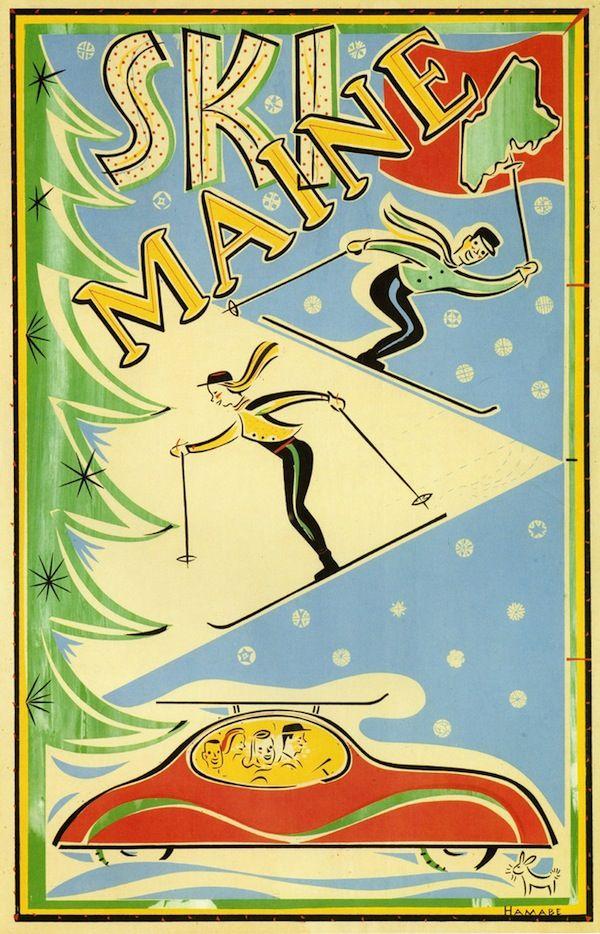 Gems: More Vintage Travel Posters
