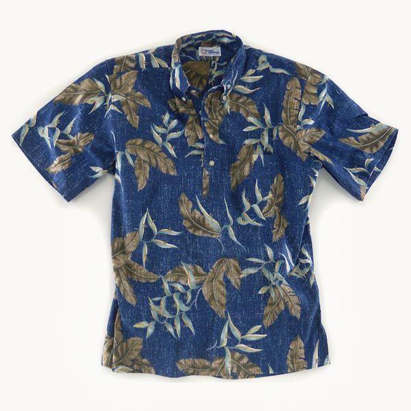 RJC Boys Waimea Sunset Hawaiian Shirt