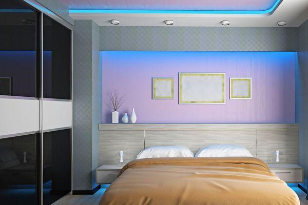 10 Amazing Home Decor Ideas To Brighten Up A Dark Room