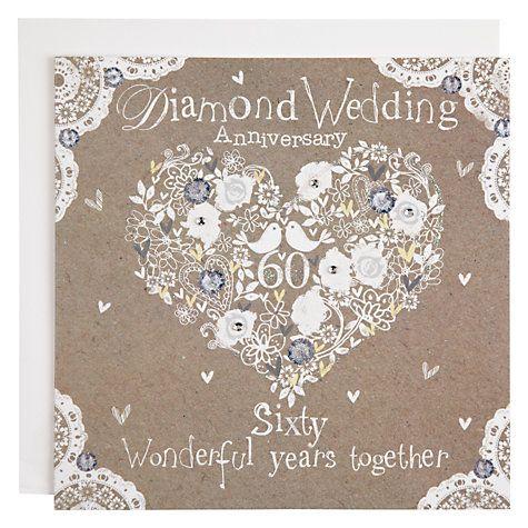 Buy hammond gower diamond anniversary card online at johnlewis buy hammond gower diamond anniversary card online at johnlewis stopboris Image collections