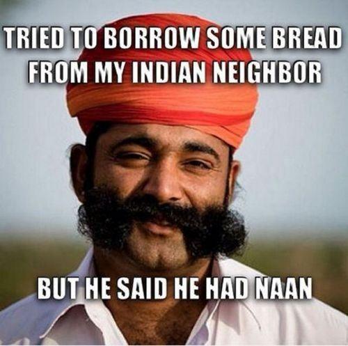 Indian Neighbours Never Want To Share Desi Jokes Indian Jokes Desi Humor