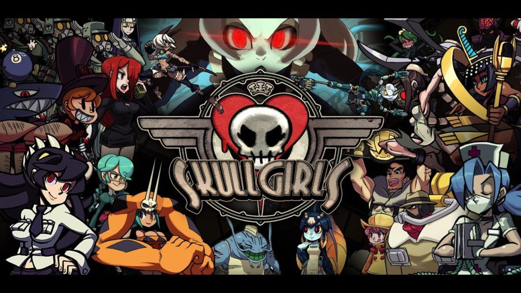 Skullgirls Fighting RPG [4.1.1] APK MOD free for Android