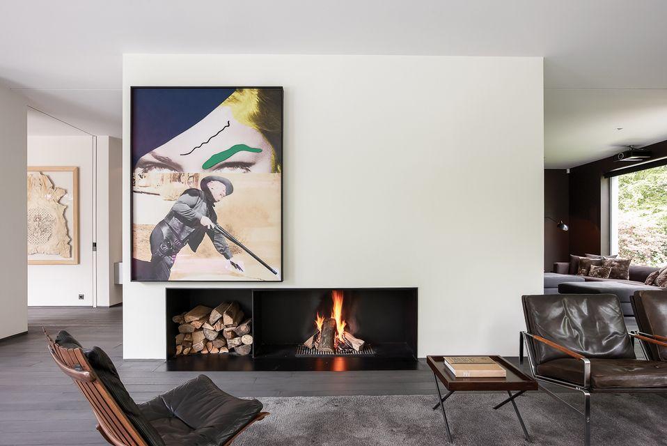 Fireplace art furniture de puydt haarden fireplaces