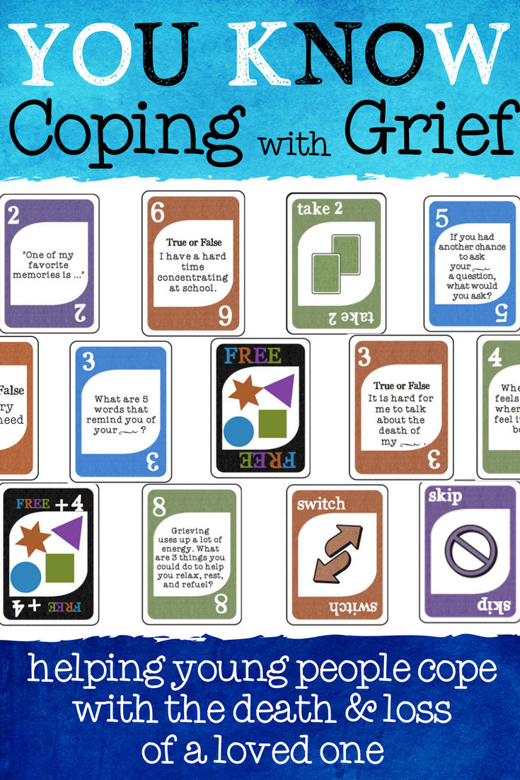 Opinion Help for teens coping with grie something is