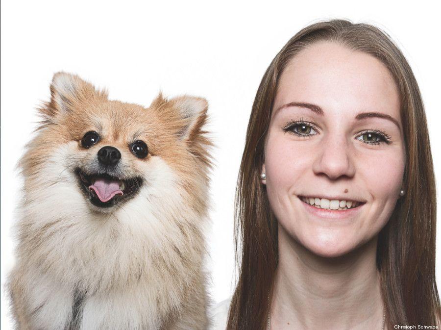Diese Hunde Sehen Aus Wie Ihre Herrchen Hunde Herrin Sehen
