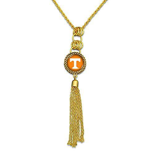 FTH Texas Longhorns Logo Jewelry Combo Bracelet, Necklace, Earrings