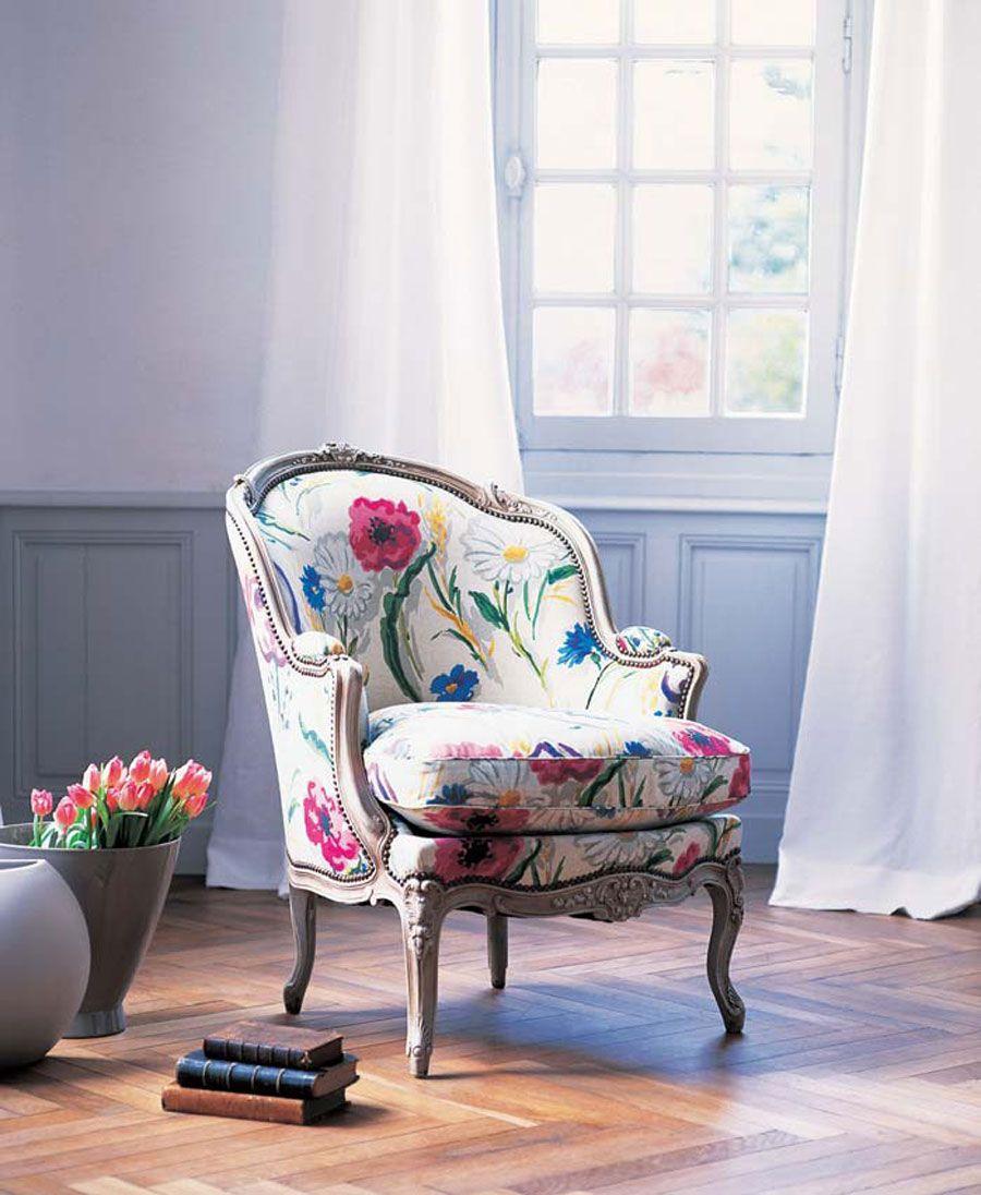 Rincones a la carta casa pinterest muebles sillones y sillas - Sillones antiguos restaurados ...