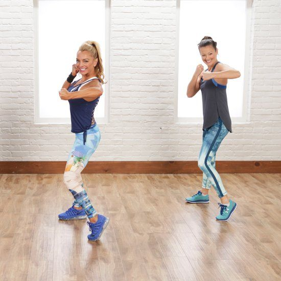 60-Minute At-Home Cardio Boxing Workout