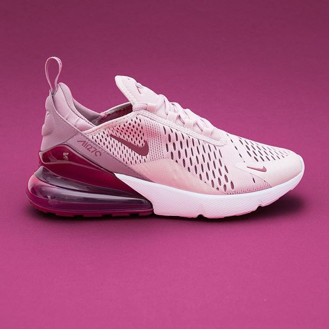 the latest 5ddee 305d9 Nike Wmns Air Max 270 - AH6789-601 • 270 Cherry blossoms 🌸😍  airmax270,footish,Nike,Sneakers,sweden,uppsala,www.footish.se