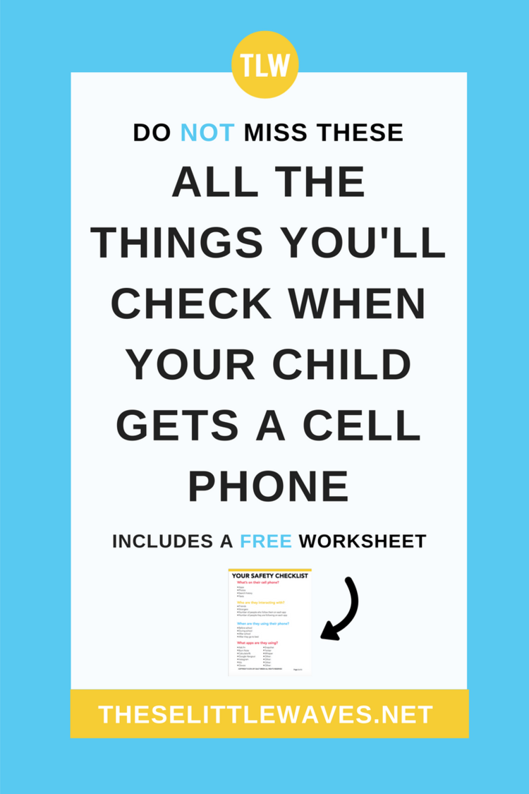 Cheat sheet for parents: things that are not useful to the baby