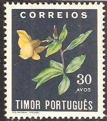 Timor 1950 30 Avos.
