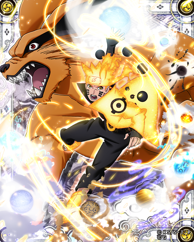 Naruto Rikudo Sennin Modo y Kurama by AiKawaiiChan Naruto Shippudden,  Sasuke Uchiha, Naruto Tattoo