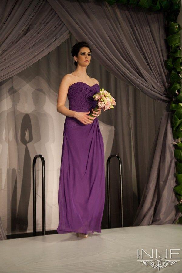 Hermosa Vestidos De Dama De Demetrios Cresta - Vestido de Novia Para ...
