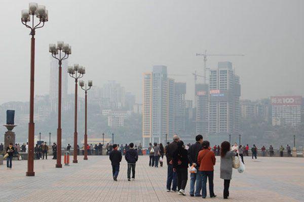 Ekologisten Kiinan