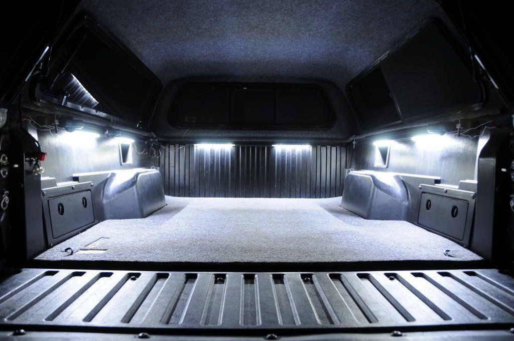 DIY HOW TO LED Strip Bed Lights Bed lights,