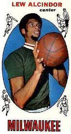 NBA's Most Points in a Career...Kareem Abdul-Jabbar Rookie Card.