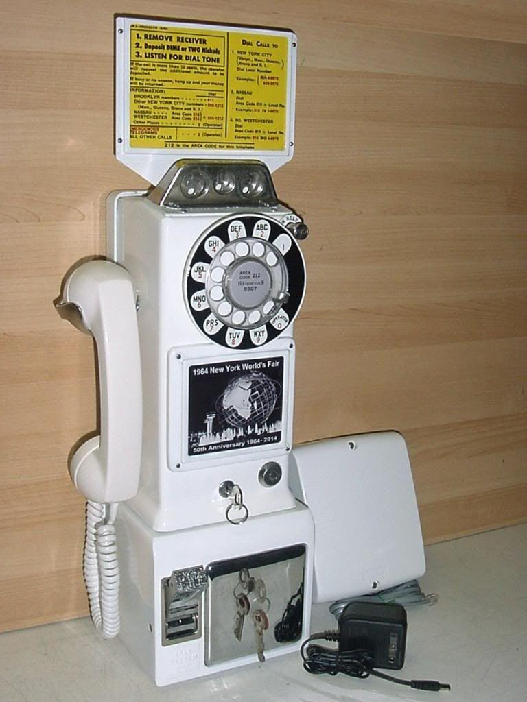 Best Landline Phones 2020 vintage payphone | Hard Surface Images | World's fair, Phone