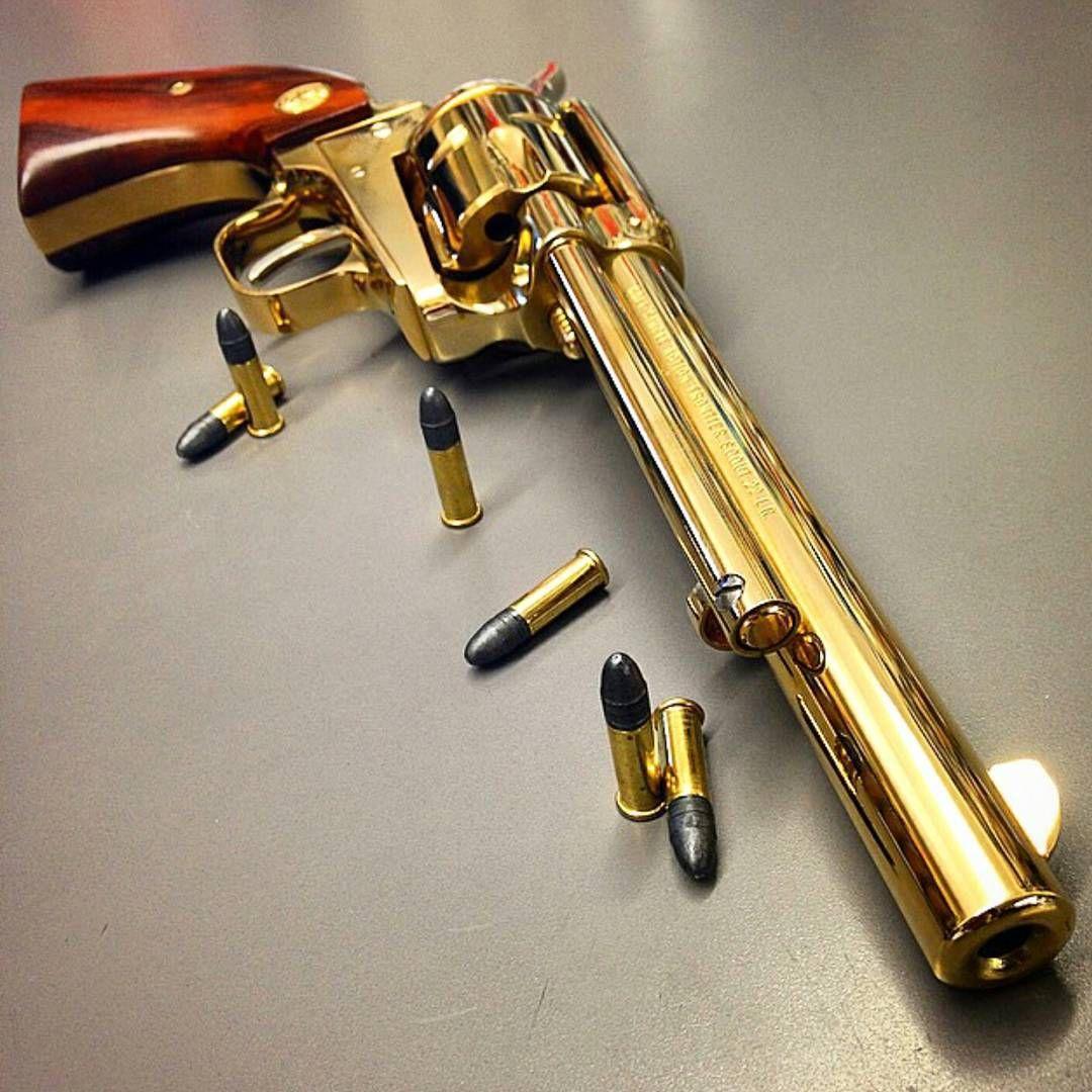 Colt  22lr California Gold Bicentennial  | Guns | Revolver