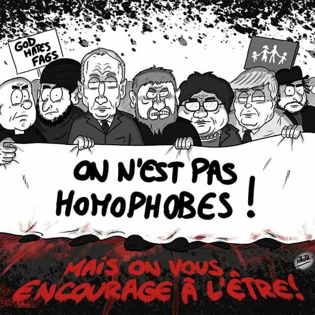 Gut gemocht Nâwâk (2017-05-17) Journée internationale contre l'homophobie, la  IY23