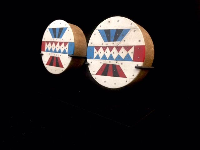 Iziqhaza Zulu Ear Plugs From South Africa Home Decor