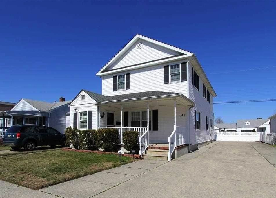 311 N Huntington Avenue in Margate, NJ 08402 MLS# 430196 #RealEstate #Margate #NewJersey #HomesforSale #MarkAtTheShore