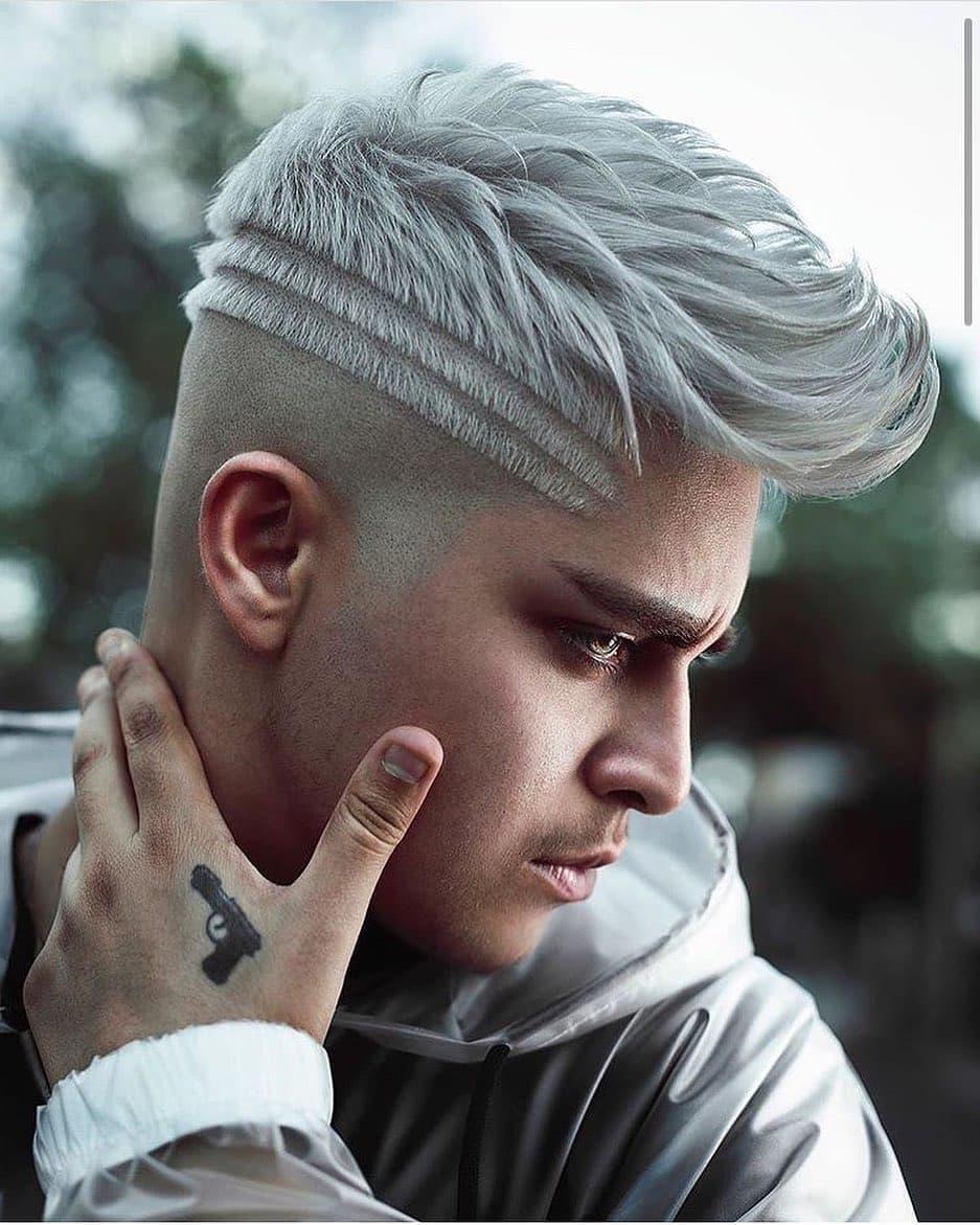 10 Top Kurze lange Frisuren kurzer Übergang  Haarschnitt männer