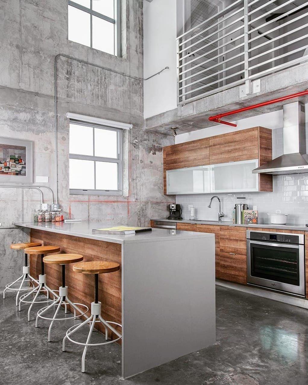 Minimal Interior Design Inspiration | Modern kitchen ...