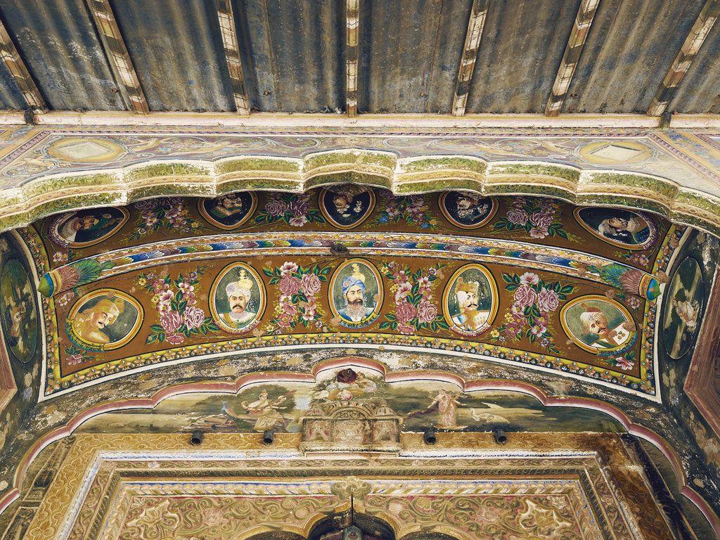 The Lost Frescoes of Rajasthan Fresco, Culture art