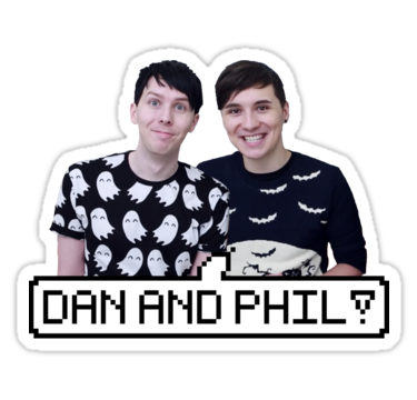 Image result for dan and phil png