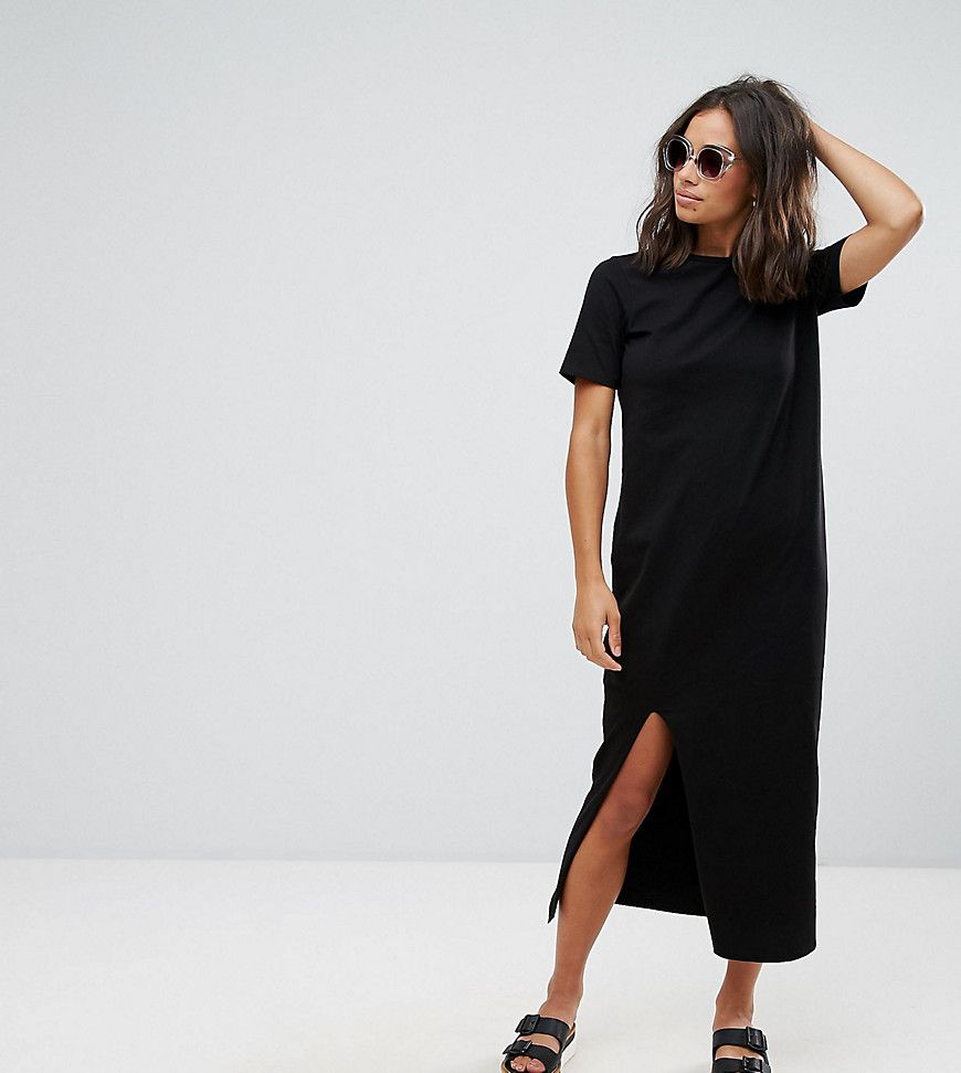 Get This Asos Petite S Long Dress Now Click For More Details Worldwide Shipping Asos Petite Ultimate T Shirt Maxi Petite Maxi Dress Maxi Shirt Dress Fashion [ 972 x 870 Pixel ]