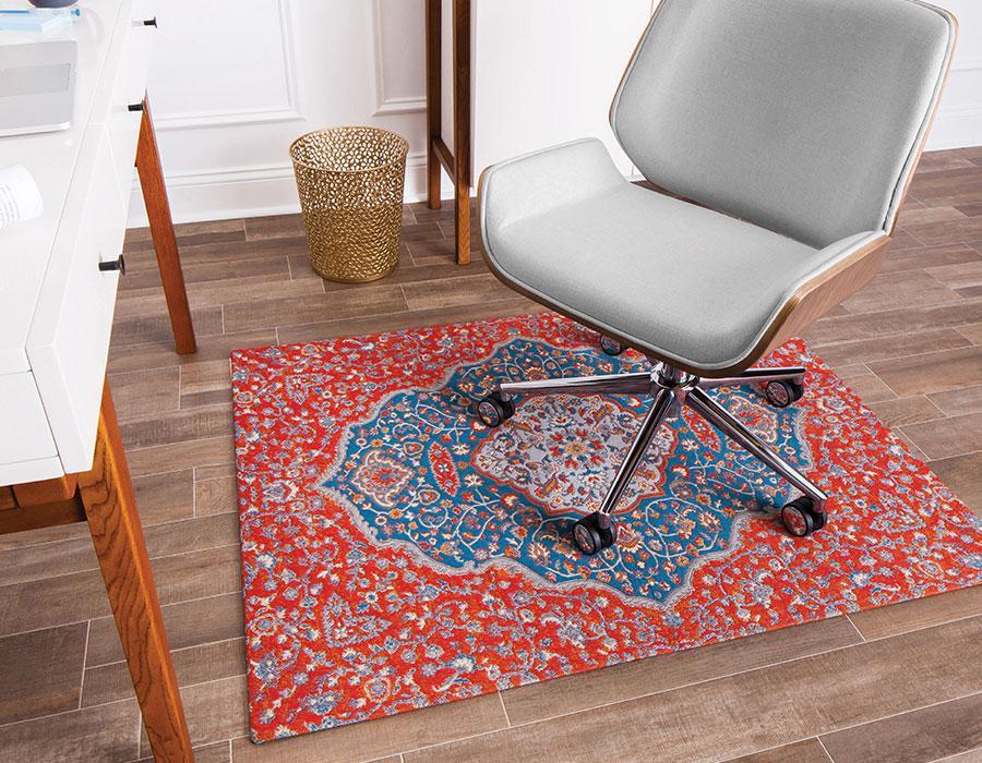 Anji Mountain Chair Mats Low pile carpet, Chair mats