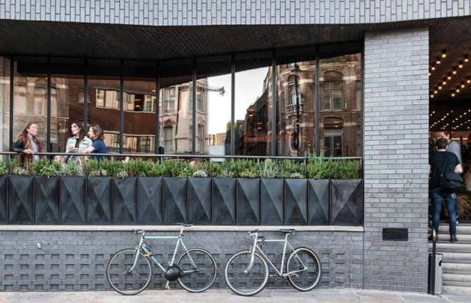 Universal Design Company Ace Hotel London